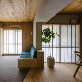 門松の家 ~自然素材をつかったマンションリノベーション~