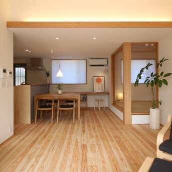 勝野の家新築工事