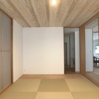 築40年木造住宅 内部フルリノベーション